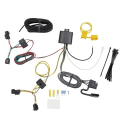 tekonsha 118776 trailer wiring connector t one t one connector assembly with upgraded circuit protected modulite hd module [ 1500 x 1500 Pixel ]