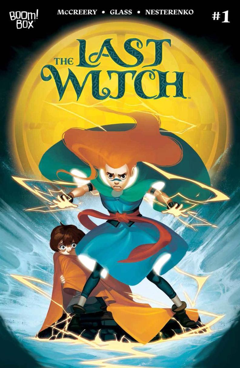 Last Witch #1 Cvr A Main Boom! Studios Comic Book