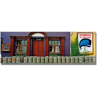 """Trademark Art """"Guiness For Strength"""" Canvas Wall Art by ..."""