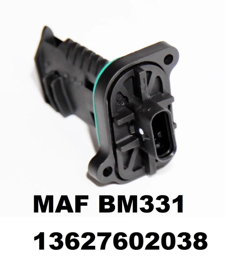 medium resolution of mass air flow sensor for bmw 14 16 228i 428i 13 16 320i 328i xdrive x1 x3 walmart com