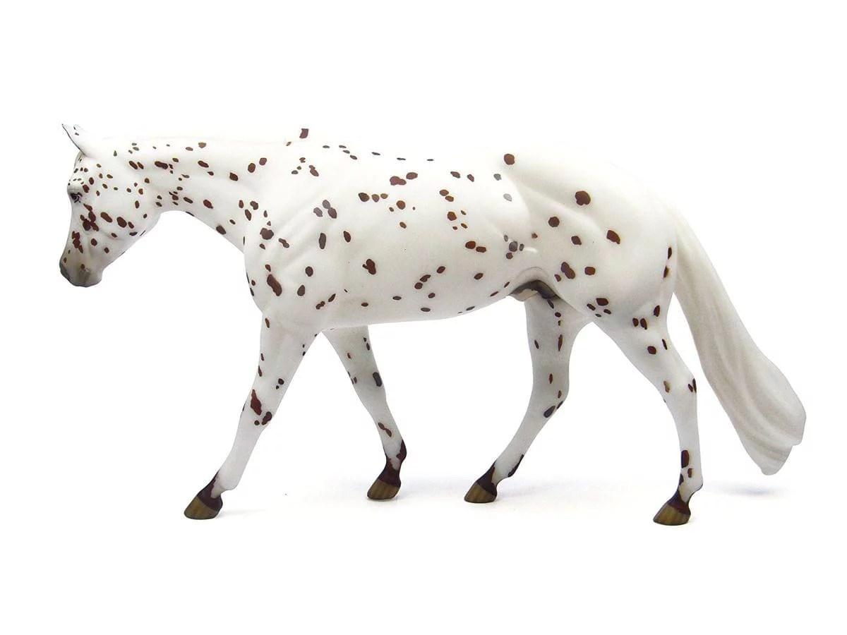 Breyer Traditional Lil Ricky Rocker Horse Toy Model 1 9