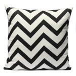 Throw Pillow Case Cover 18 X18 Stripe Linen Decorative Pillow Cover Protector Cushion Cover With Zipper For Couch Sofa Patio Chair Bedroom Home Car Decor Walmart Com Walmart Com