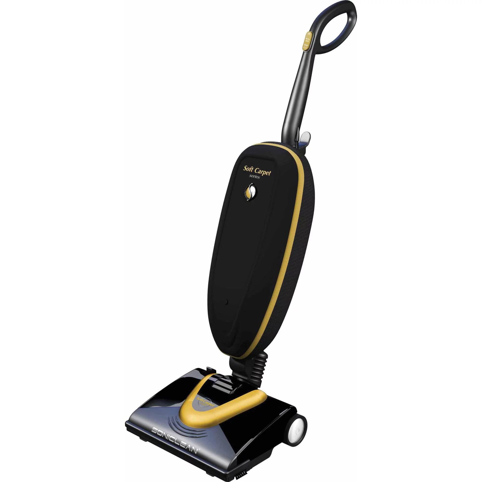 Soniclean Soft Carpet Upright Vacuum Cleaner Walmart Com Walmart Com