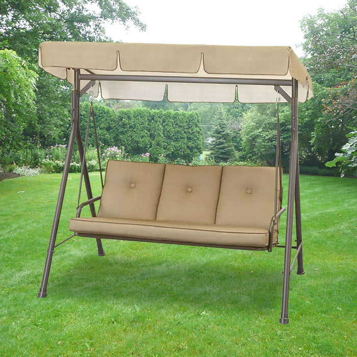 garden winds replacement canopy top for madison swing