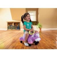 Little Tikes Pillow Racers Ride-On, Purple Unicorn ...