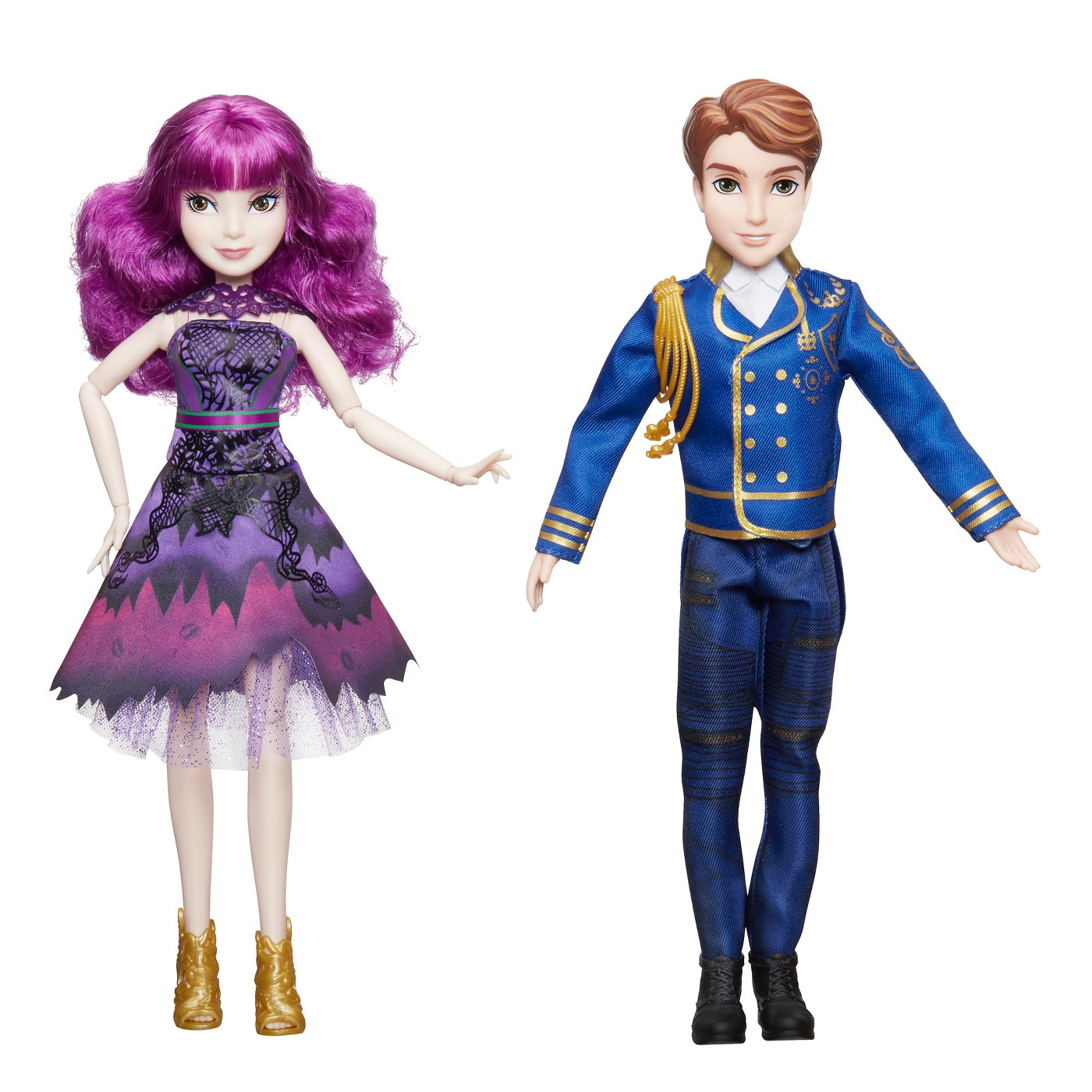 Disney Descendants Dolls Walmart