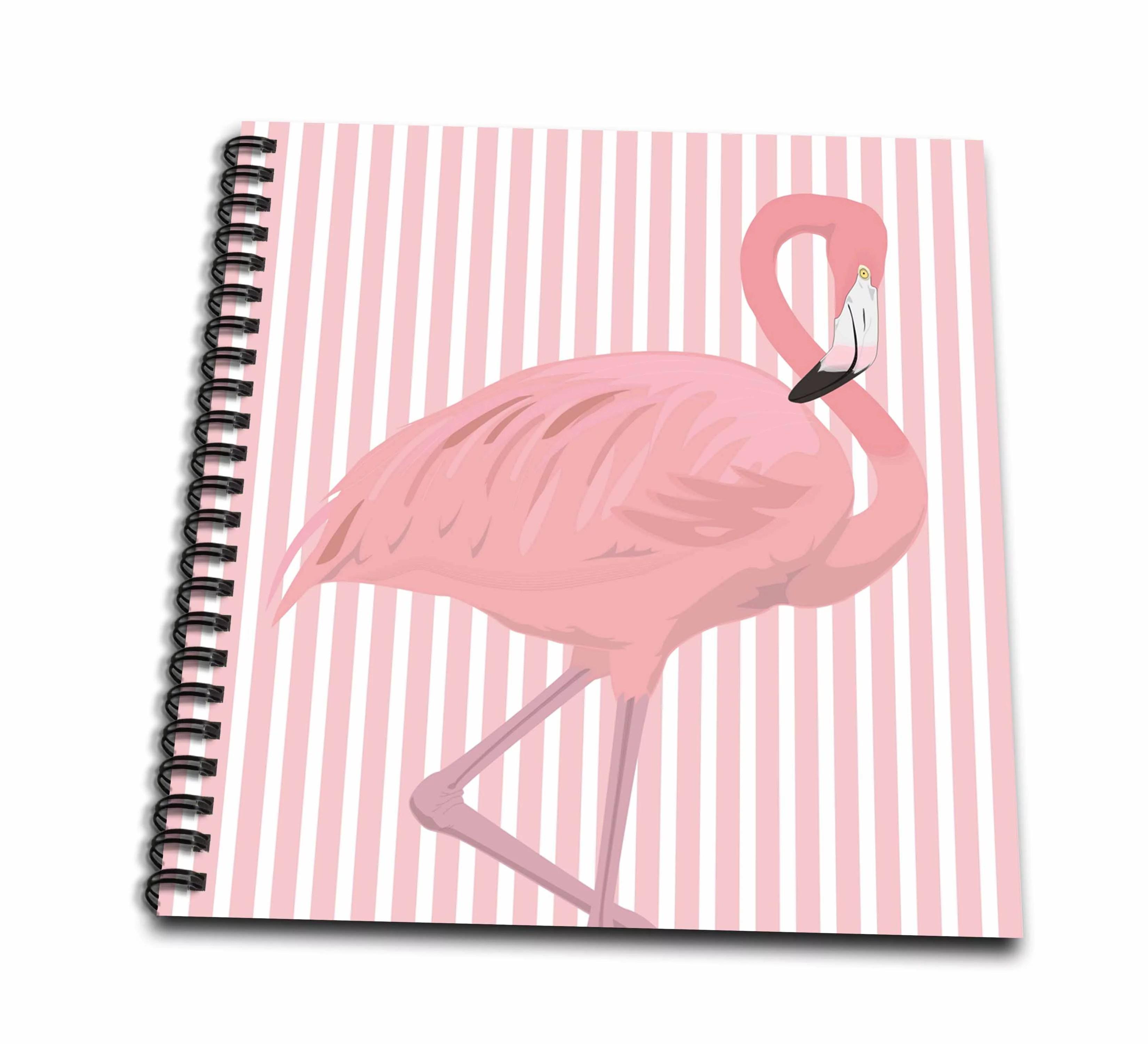 3drose pretty pink flamingo