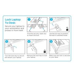 ematic laptop anti theft security lock with pair of keys etn4032 walmart com [ 2000 x 2000 Pixel ]