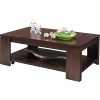 Waverly Lift Top Coffee Table, Vintage Walnut - Walmart.com