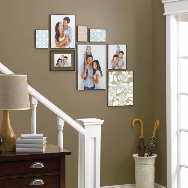 Mainstays 10x13 Black Float Frame Wall Family Home Decor 44021243824