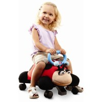 Little Tikes Pillow Racers Ride-On, Lady Bug - Walmart.com