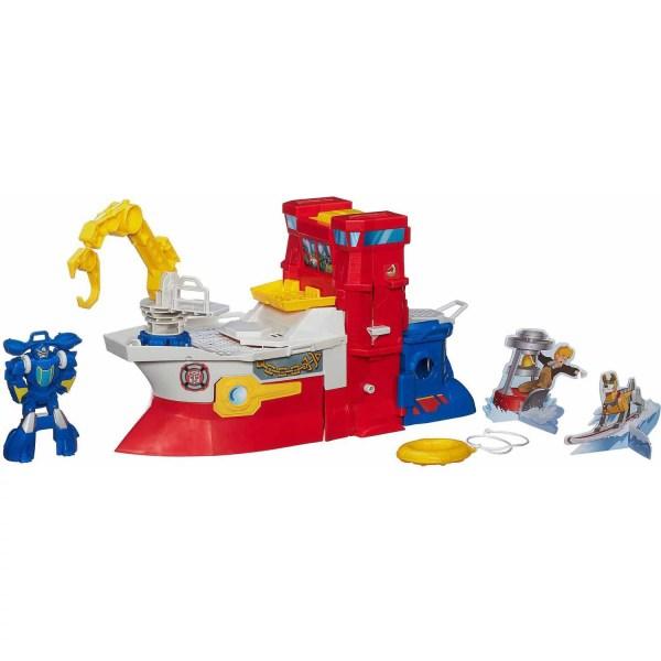 Playskool Heroes Transformers Rescue Bots High Tide Rig