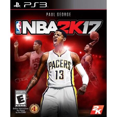 NBA 2K17 (PS3) - Walmart.com
