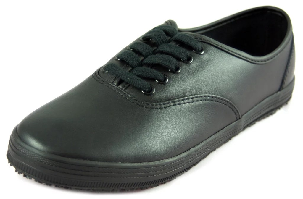 Womens Oil Resistant Work Shoes