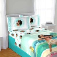 Disney MOANA FULL Sheet Set (4 Piece) GIRLS BEDROOM