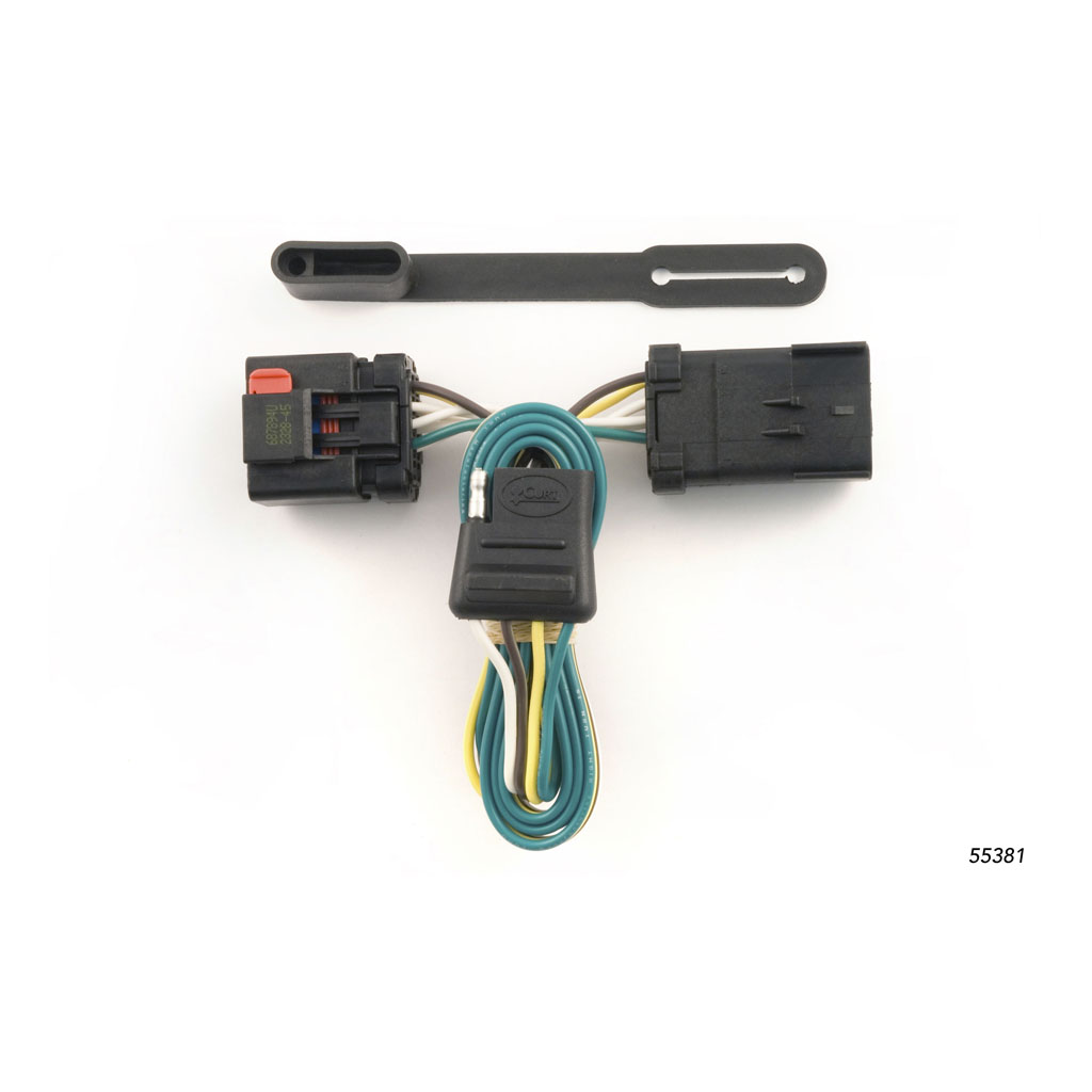 hight resolution of curt trailer hitch kit 2 1 2 hd 08 10 ram 4500 5500 07 10 3500 15800 55381 walmart com