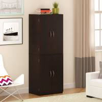 Mainstays Storage Cabinet, Multiple Finishes - Walmart.com