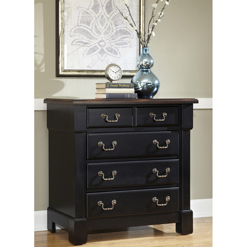 Home Styles The Aspen Collection Drawer Chest Rustic