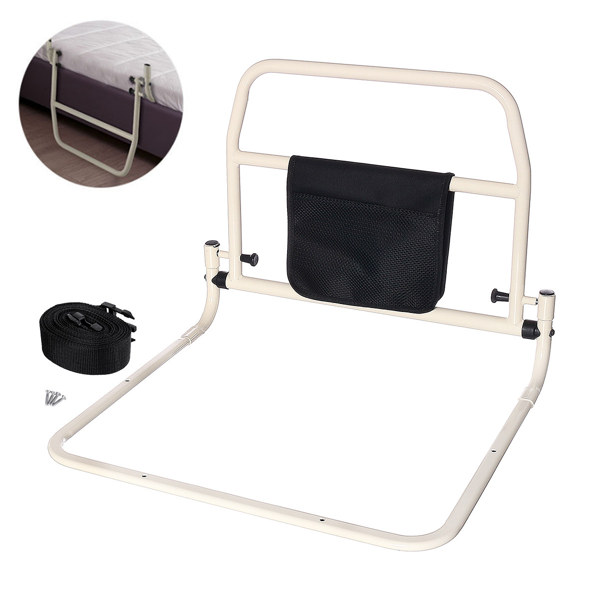 20 Safety Bed Rails For Elderly Adults Seniors Folding