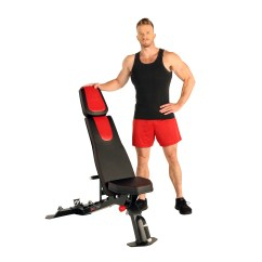 Chair Gym Commercial Country Song Rocking Fitness Reality Grade 1000 Lb Weight Capacity Flat Incline Decline Fid Adjustable Bench Walmart Com