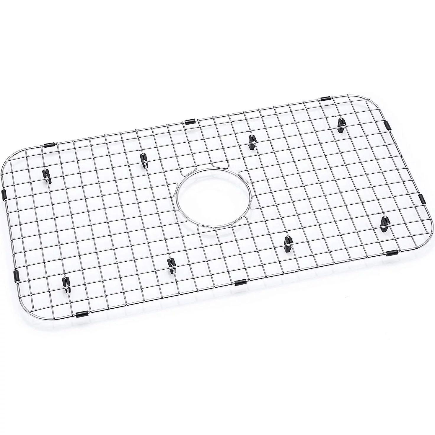 kitchen sink grid premium sink bottom grid stainless steel sink size minimum 27 1 4 x 14 1 4 protect your sink from scratches