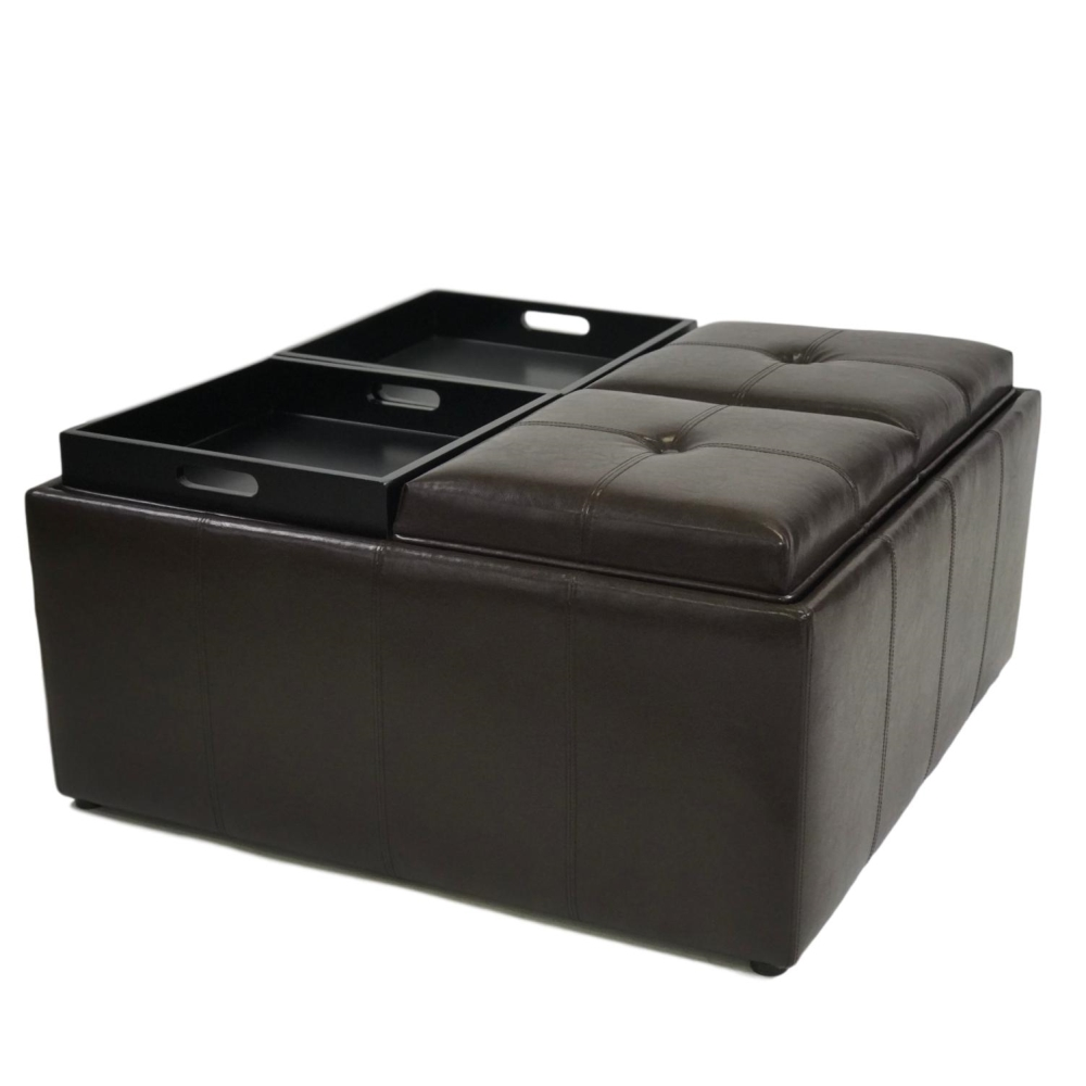 viscologic collection square tray top