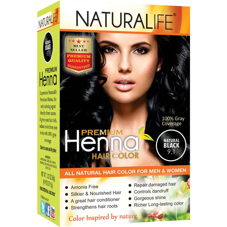 naturalife henna natural hair color