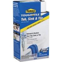 Homax Tough as Tile Epoxy Tub & Tile Spray Paint - Walmart.com