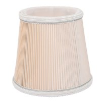 Wall Shade Light Shade Chandelier Clip-On Lamp Shade Beige ...