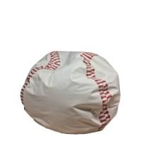 B&F Manufacturing Baseball Bean Bag Chair - Walmart.com