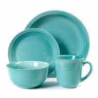 Mainstays 16-Piece Round Dinnerware Set - Best Dinnerware Sets