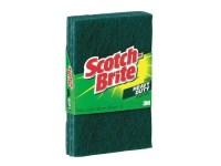 Scotch-Brite Heavy Duty Scour Pads, 3pk - Walmart.com