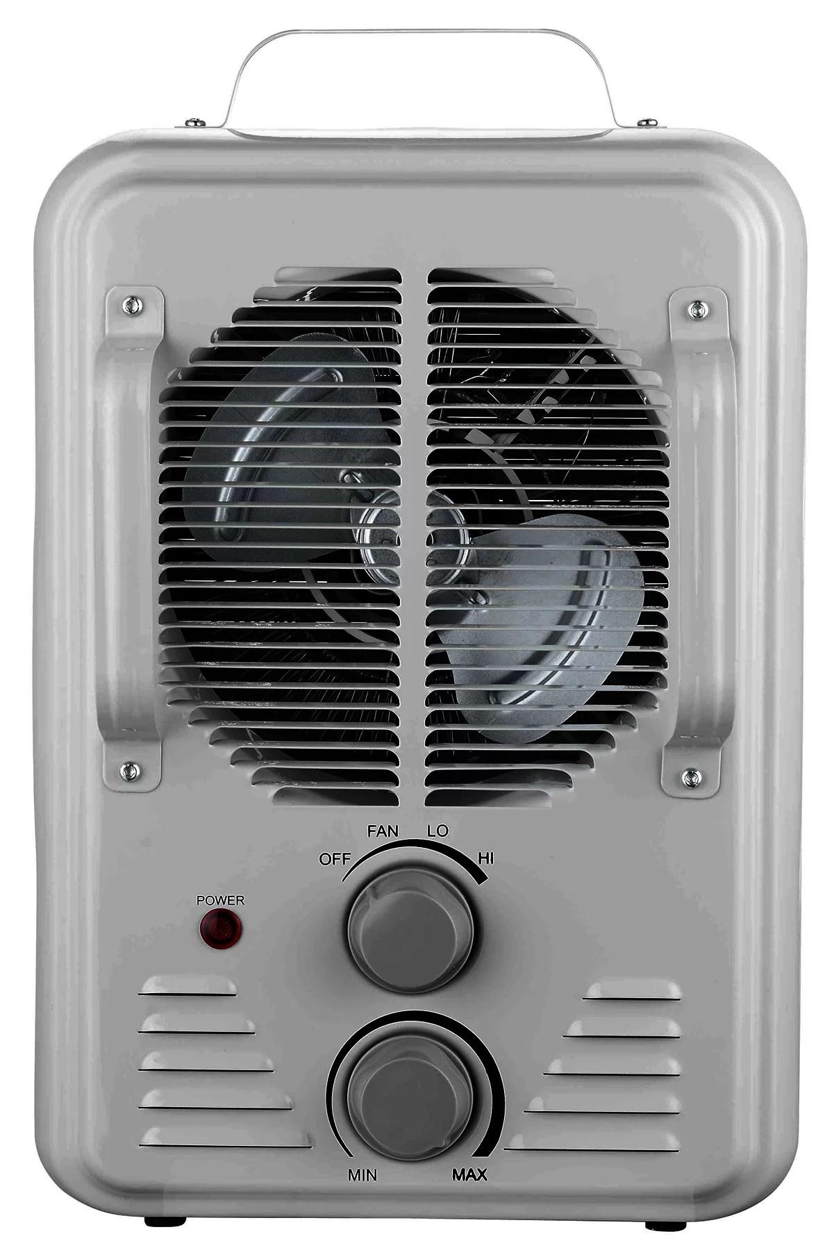 hight resolution of pelonis hv 1004 900 1500 watt white milkhouse utility heater with thermostat walmart com