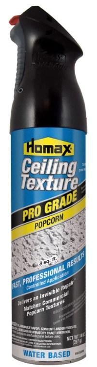 Homax PRO GRADE Ceiling Popcorn Spray Texture Material