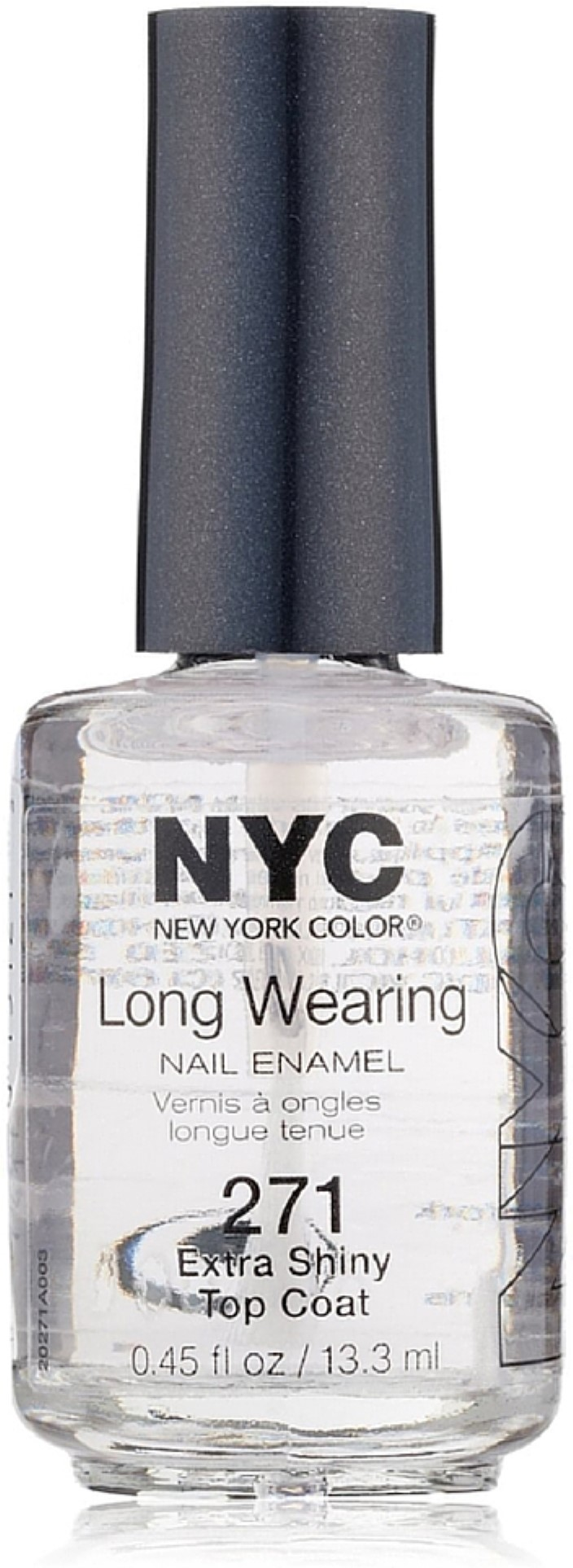 nyc york color nail polish