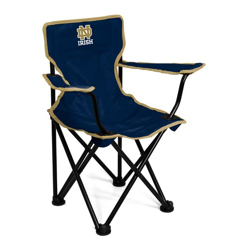 notre dame chair small fold up logo ncaa toddler walmart com
