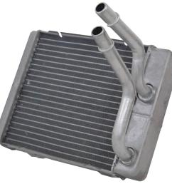new hvac heater core fits ford front 97 02 expedition 04 f 150 heritage f65h18476aa 9010025 fm8394 f65h18476aa f65z18476aa walmart com [ 1086 x 1023 Pixel ]