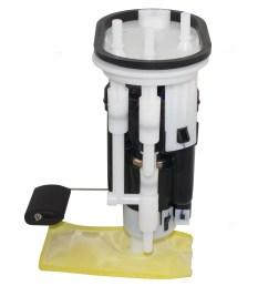 brock gasoline fuel pump assembly replacement for 03 05 hyundai santa fe 2 7l 31110 26750 e8663m walmart com [ 1000 x 1000 Pixel ]