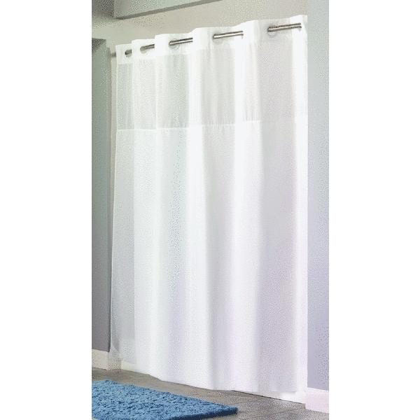 Swing a way hookless shower curtain walmart com
