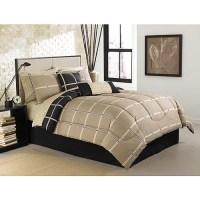 Jacoba 8-Piece Reversible Comforter Set, Twin - Walmart.com