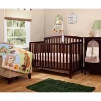 Baby Boom Woodland Boy 10-Piece Crib Bedding Set - Walmart.com