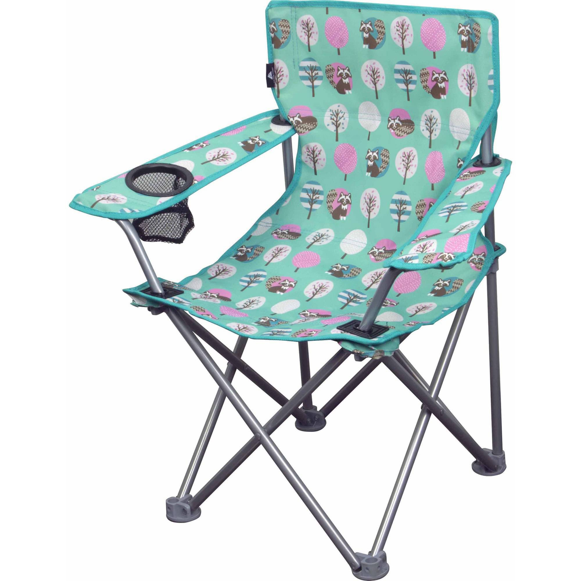 camping chairs at walmart toddler upholstered chair with ottoman ozark trail kids com