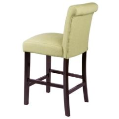 Upholstered Counter Chairs Rocking Atlanta Monsoon Sopri Set Of 2 Walmart Com
