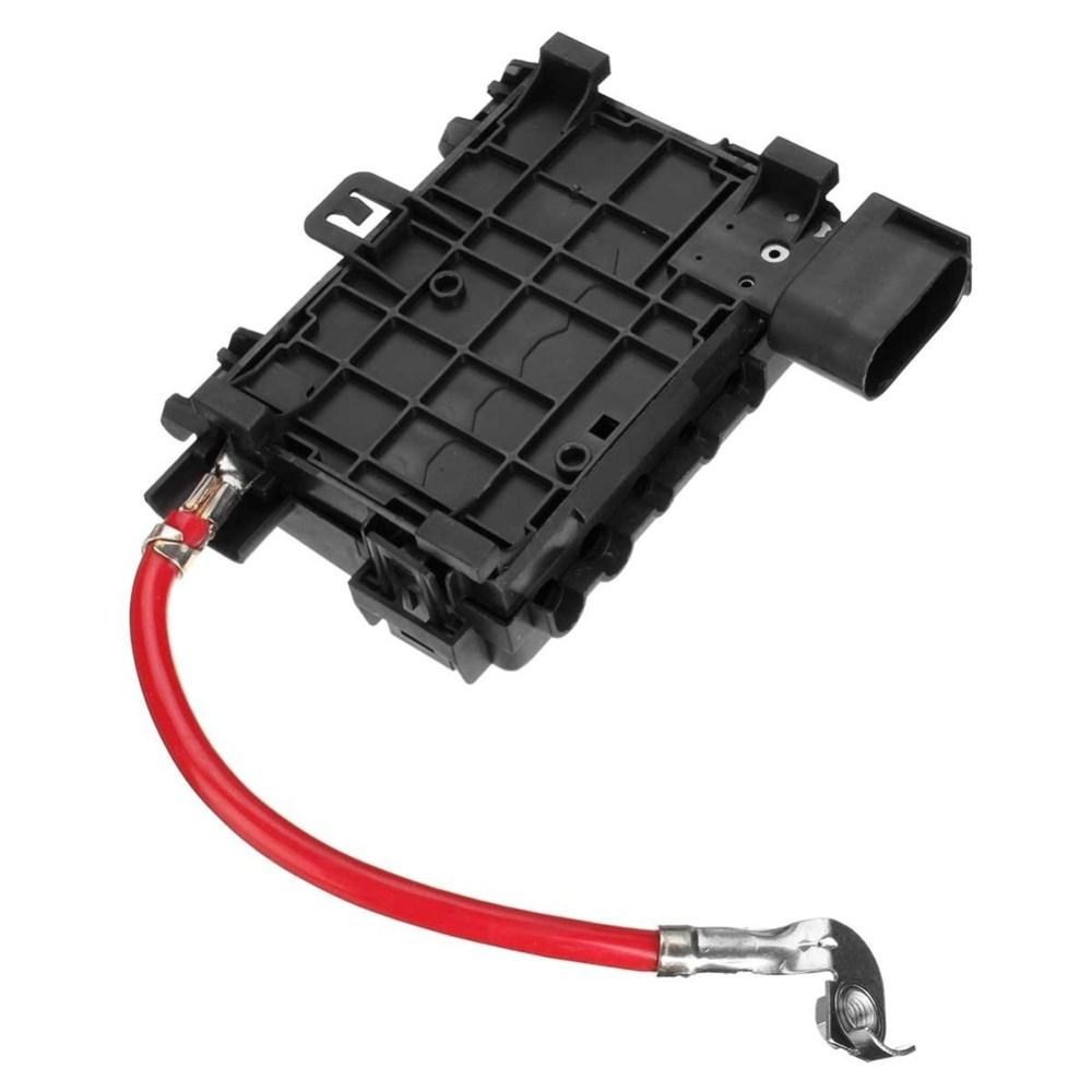 medium resolution of girl12queen vehicle fuse box battery terminal for vw beetle golf jetta audi skoda octavia walmart