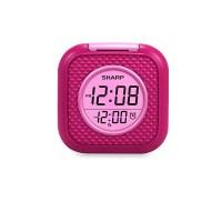 Sharp Vibrating Pillow Alarm Clock - Pink - Walmart.com