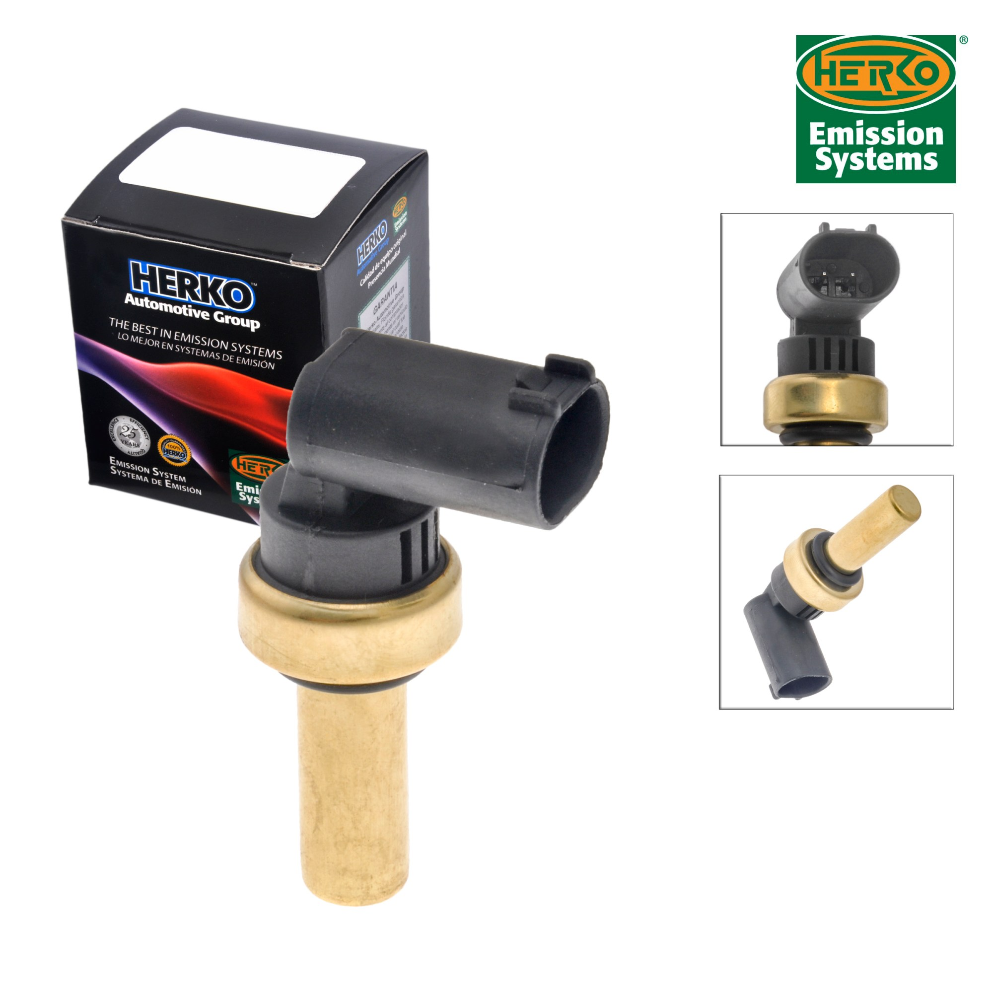 hight resolution of herko engine coolant temperature sensor ect377 for chevrolet saturn volt astra walmart com