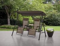 Mainstays Big and Tall Zero Gravity Outdoor Reclining ...