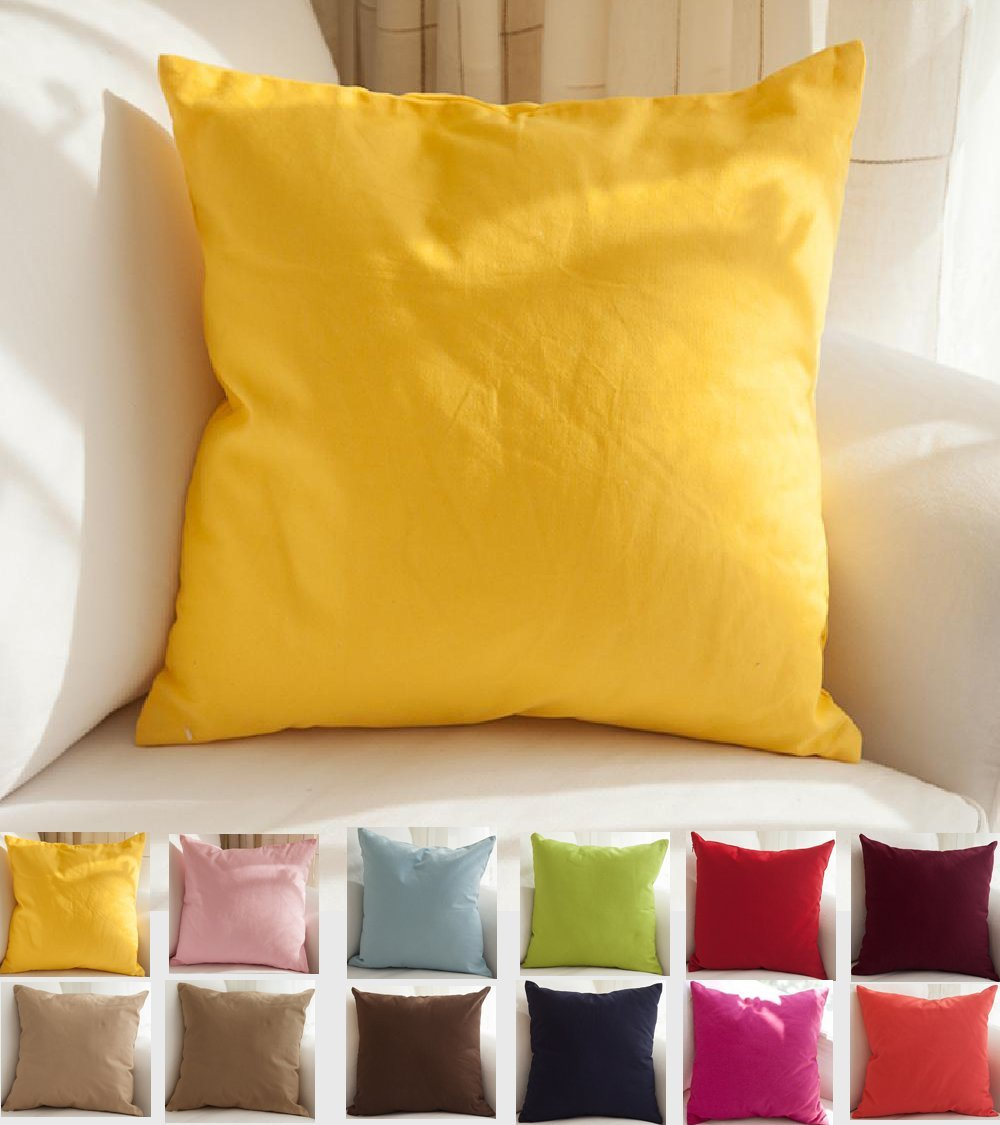 throw pillow cover eecoo square decorative pillow covers throw pillow covers indoor outdoor cushion covers pillows shells