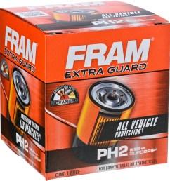 diesel fuel filter fram [ 1429 x 1500 Pixel ]