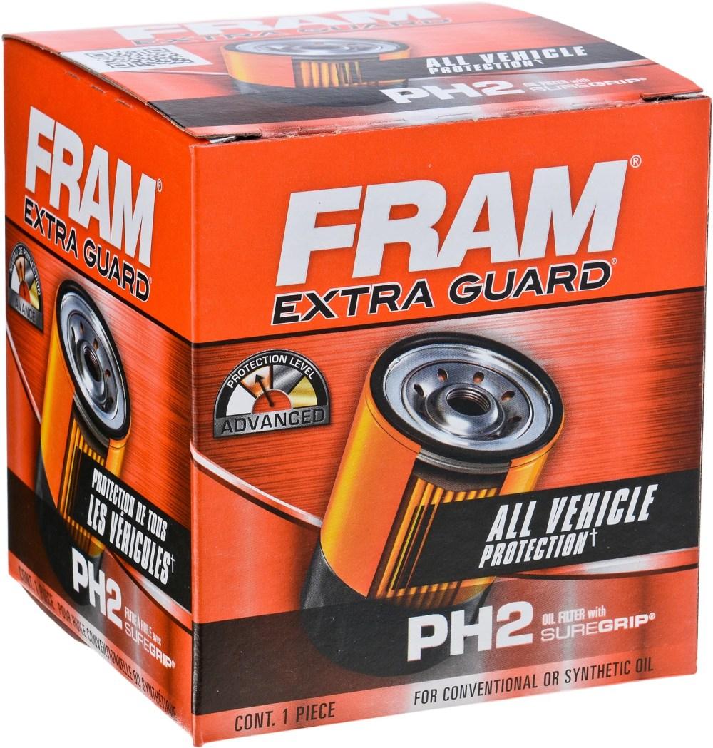 medium resolution of diesel fuel filter fram